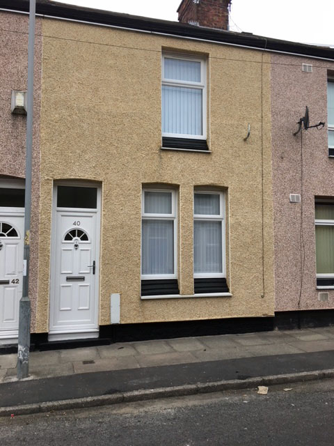 2 Bedroom mid terraced house , Prior Street Bootle
